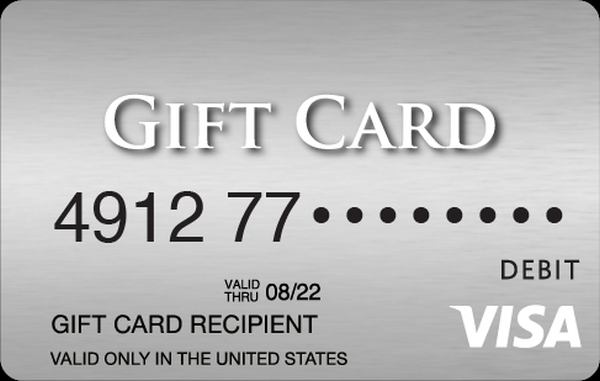 Gift Card Mall My Visa Gift Card