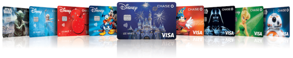Disney Rewards Visa and Debit Card