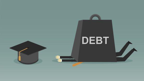 Student Debt Scary Milestone