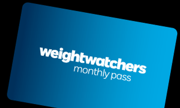 Activate Weight Watchers Monthly Pass