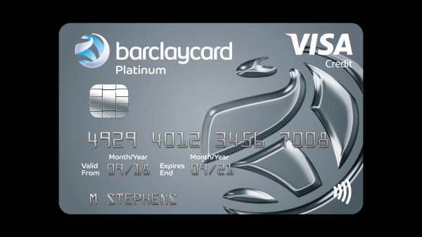 My Barclay Card