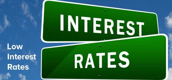 Low Interest Rate Personal Loans