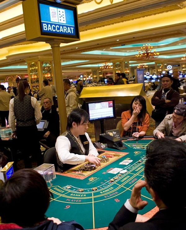 Casinos in Macao, China