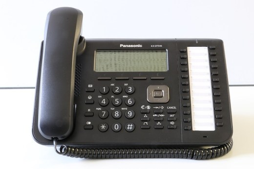 Install five phones
