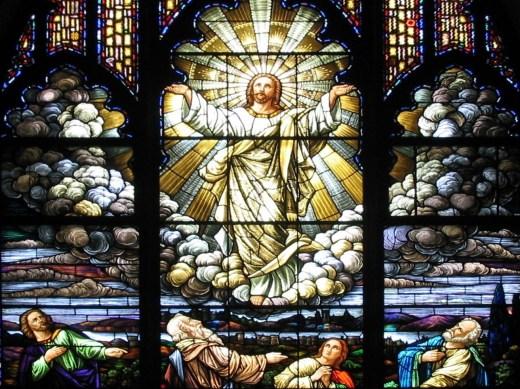 Jesus was raptured