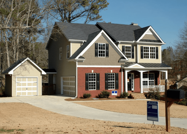 mortgage money matters - buying a home image