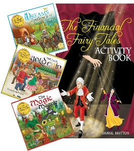 The Financial Fairy Tales Collection - books image