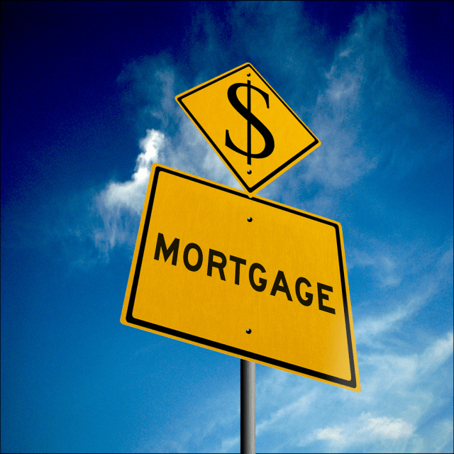 The Wrong Fairy Tales: Ignore These Mortgage Myths! - mortgage sign image