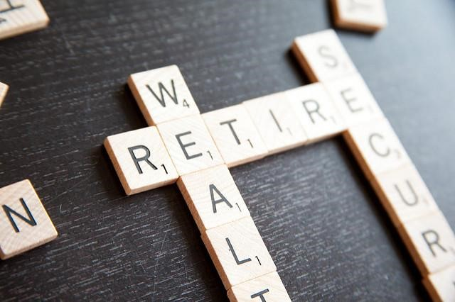 Retire Early, Retire Right - retirement wealth image