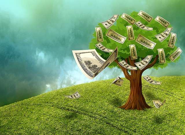 A Few Benefits of Teaching Your Children about Finance at an Early Age - money tree image