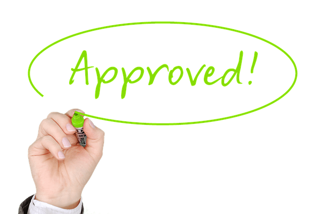 secured and unsecured loans - approved image