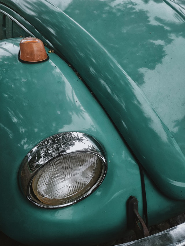 Can You Avoid Getting Stung On Financing Your Family Car? - stylish image of old beetle car