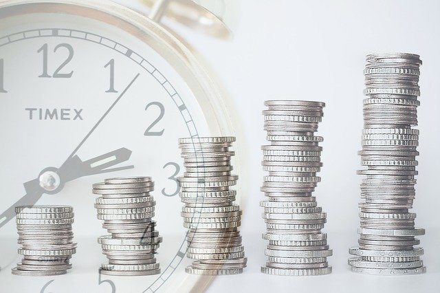 Planning For Your Retirement: Steps To Take Now To Benefit Later - growing money against the clock image