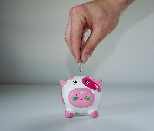 Parenting 101: Top 7 Ways to Start Saving for Your Child's Future - coin in piggybank image