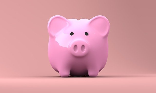4 Savvy Ways To Invest Your Leftover Cash - piggy bank image