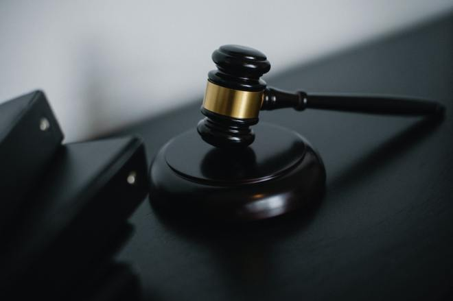Different Types of Lawyers You Might Consider Having - close up of judge's gavel image