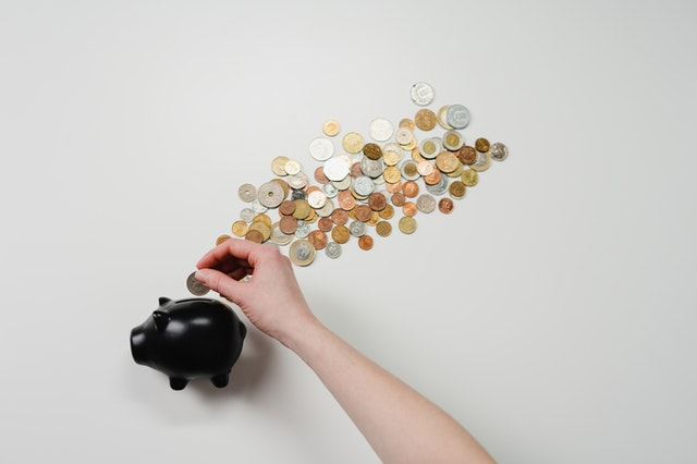 unemployment - 4 Tips to Help You Survive Financially When You're Out of Work - coins in piggy bank image