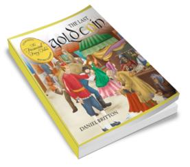 The Financial Fairy Tales: The Last Gold Coin cover image