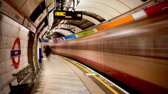 Using Train Ree:Claim on a delayed tube