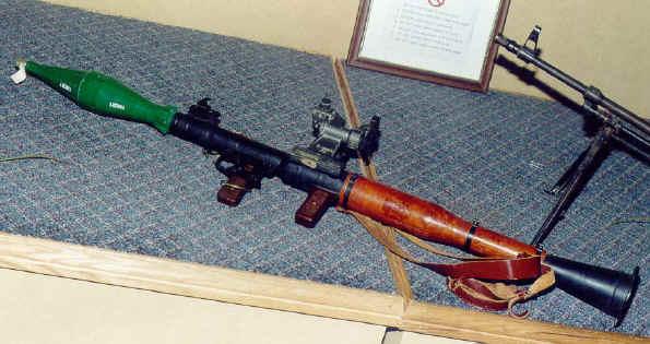 rpg 7 RPG 7 Roketatar Silahı Hakkında Genişçe Bilgi