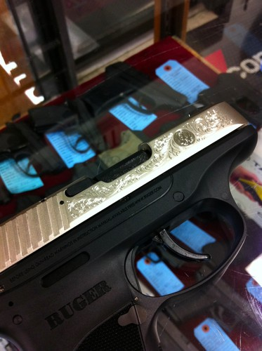 ruger tm tfb Engraved Ruger LC9 Limited Edition photo