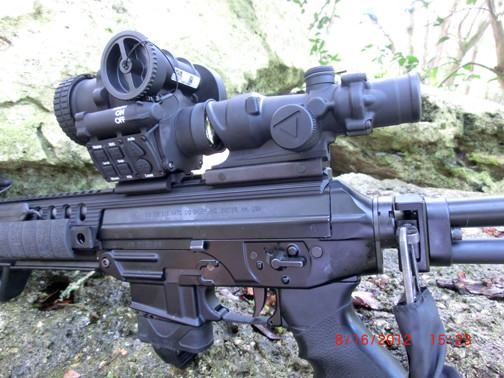 Flir Rifle Thermal Scope