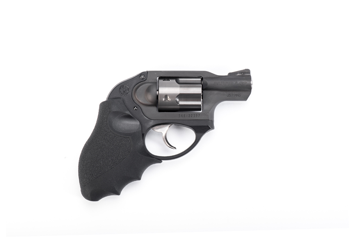 Ergo Grip Introduces New Delta Grip For Ruger Lcr