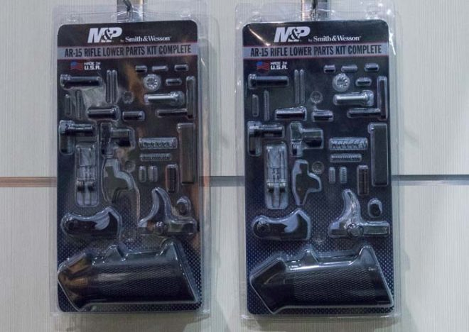 M P Ar 15 Lower Parts Kit Complete