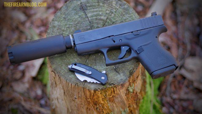 SILENCER SATURDAY #13: Suppressed Pocket Pistols