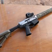 The Space Age MARS Rifle (1)