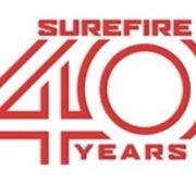SureFire Announces 40th Anniversary Legacy Video