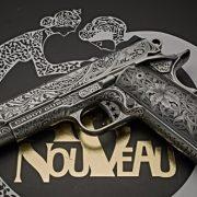 Cabot OAK Custom Le Nouveau 1911 Pistol (1)