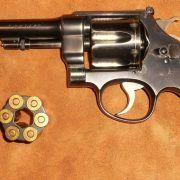 Target Conversion of M1917 Revolver