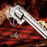 New Korth revolvers in .357 Mag