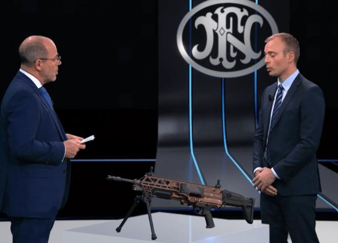 FN Herstal's New Ultralight Machine Gun: EVOLYS -The Firearm Blog