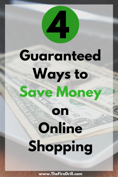 Saving Money Online | www.thefiredrill.com
