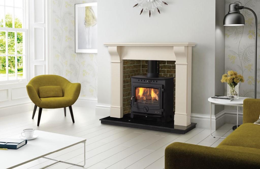 Henley Achill 18kw boiler Stove