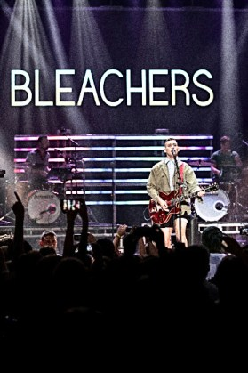 Bleachers perform onstage during a VMA Artist To Watch concert featuring Charli XCX, Bleachers, And White Arrows presented by Taco Bell & MTV at Avalon on August 23, 2014 in Hollywood, California.