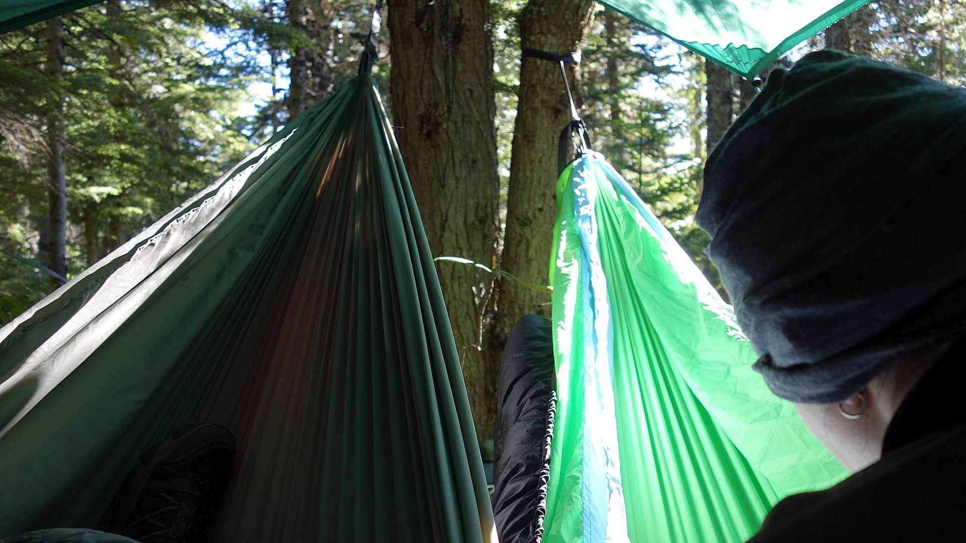 090 Hang The Hammock Camping Episode