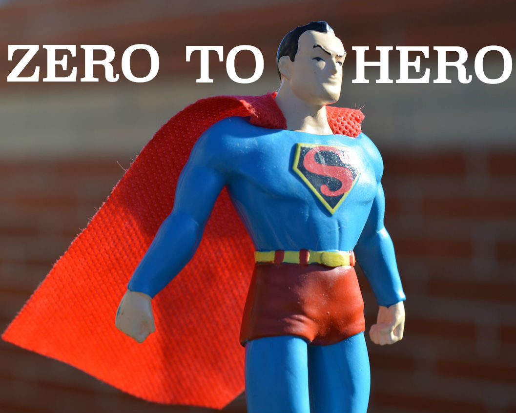 How to Become Financially Fit: From (sub)Zero to Hero in 4 Steps