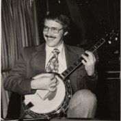Brother Davy on the Banjo