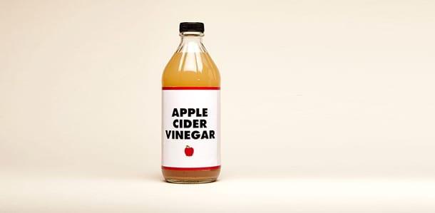 Apple Cider Vinegar Water