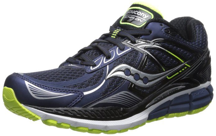 best saucony shoes for flat feet