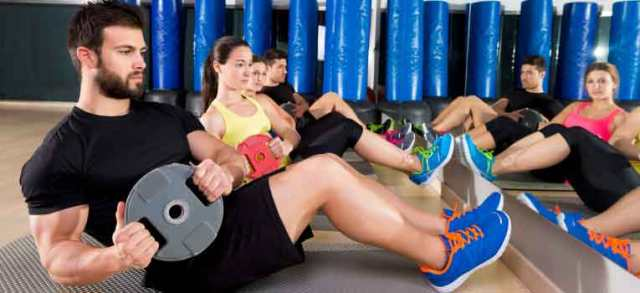 exercise-for-the-belly-at-gym