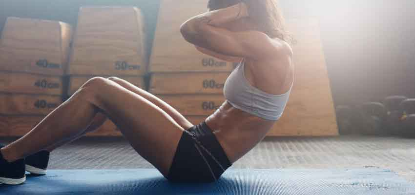 Exercises for the belly: lose volume and gain toning