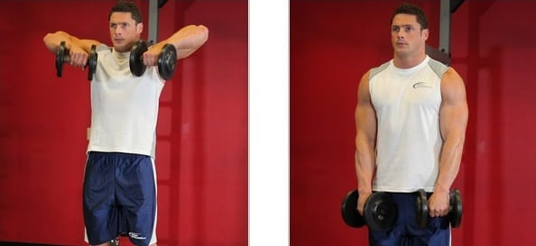 shoulder workouts