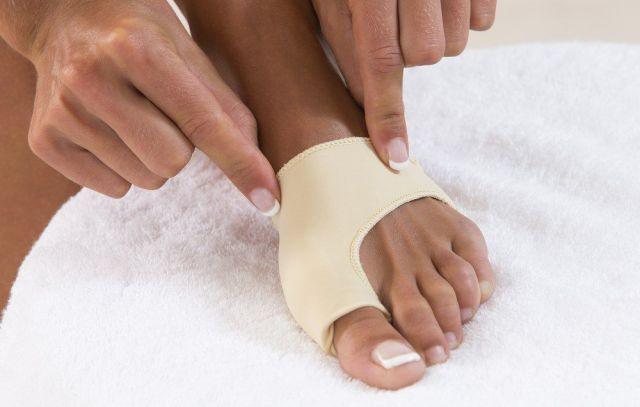 Splints and braces for bunions