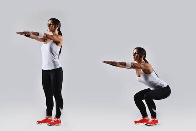 Exercises for glutes