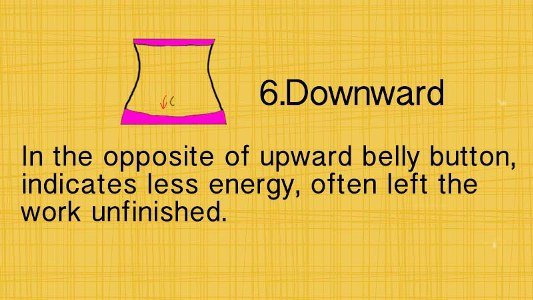 The Shape Of Your Belly Button And What It Says About Your Personality
