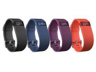 fit bit charge hr couleurs